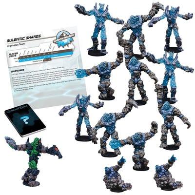 Sulentic Shards - Crystallan Team