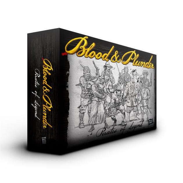 Pirates of Legend Box