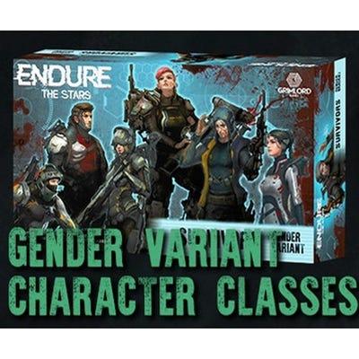 Endure the Stars 1.5: Gender Variant Add On