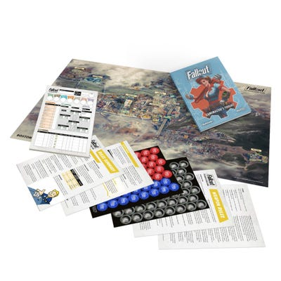 Fallout: The Roleplaying Game GM's Toolkit