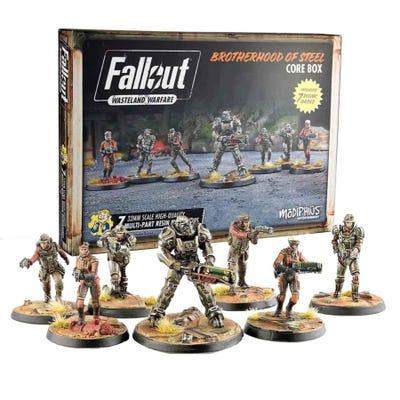 Fallout: Wasteland Warfare - Brotherhood of Steel: Core Box