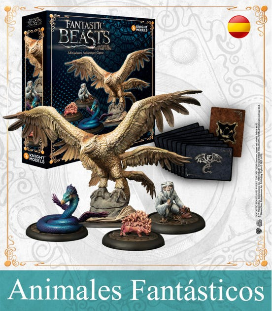 Fantastic Beasts - Spanish