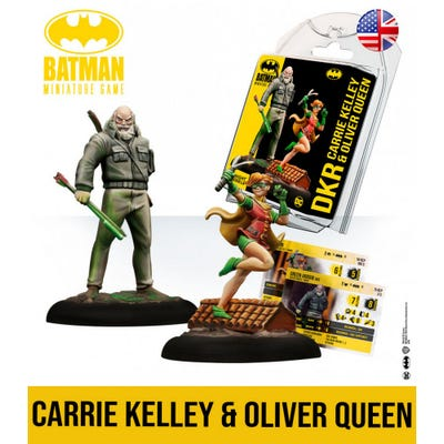 Oliver Queen & Carrie Kelly