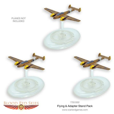 BRS Flying Stand & Adaptor Stand Pack