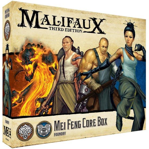 Mei Feng Core Box