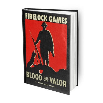 Blood and Valor Rulebook