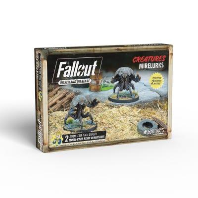 Fallout: Wasteland Warfare -Wasteland Creatures: Mirelurks