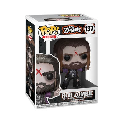 POP! Vinyl: Rocks: Rob Zombie