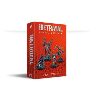 Betrayal Characters Pack
