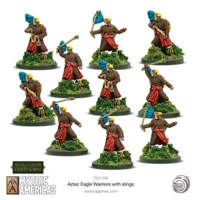 Eagle Warrior Slingers