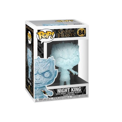 POP! Vinyl: Game of Thrones - Crystal Night King w/ Dagger in Chest
