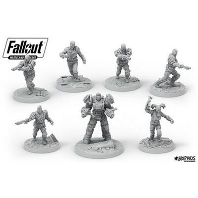 Fallout: Wasteland Warfare: Raiders Core Set