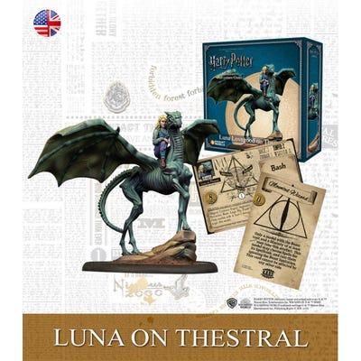 Luna on Thestral - English