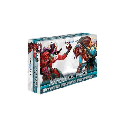 Advance Pack - Convention Exclusive Pre-release