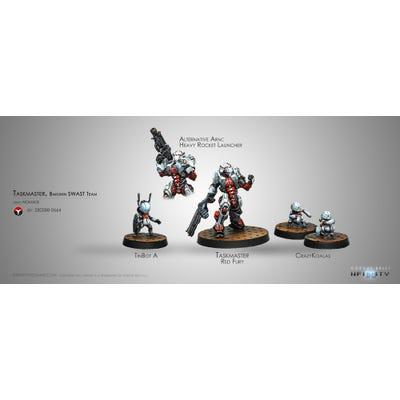 Taskmaster, Bakunin SWAST Team