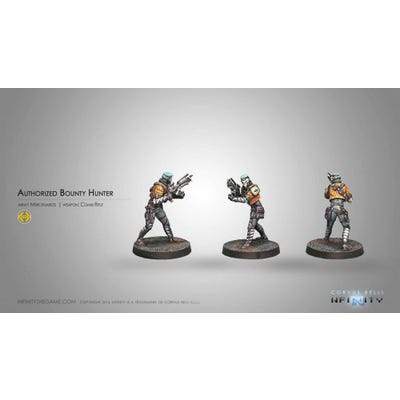 Authorized Bounty Hunter (Combi Rifle)