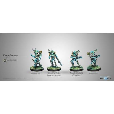 Kaauri Sentinels (Combi Rifle/ B. Shotgun)