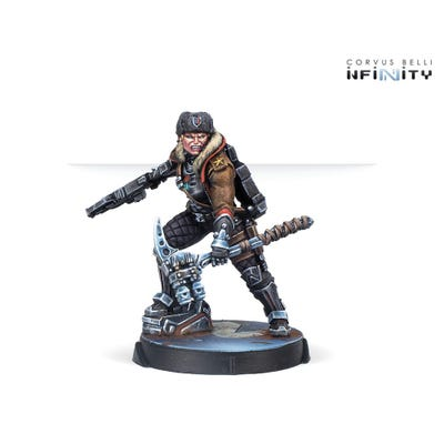 Varangian Guard (Submachine Gun)