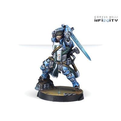 Father-Inquisitor Mendoza (Multi Rifle)
