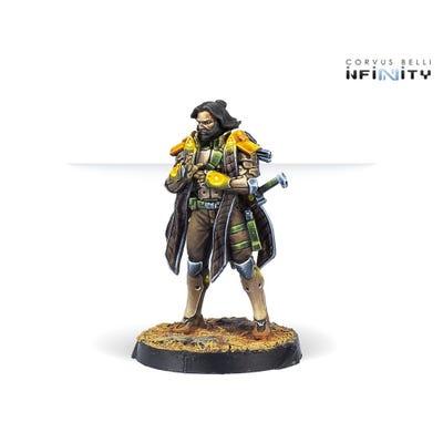 Saladin, O-12 Liaison Officer (Combi Rifle)