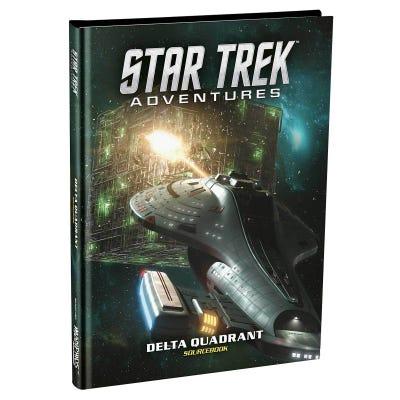 Star Trek Adventures: Delta Quadrant Sourcebook