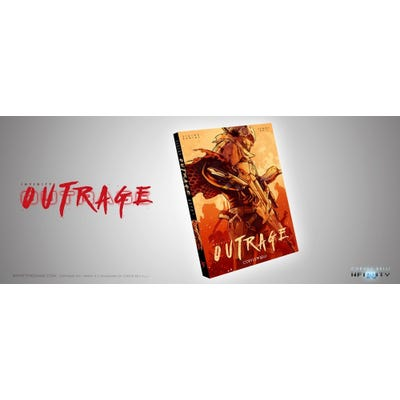 Infinity Outrage - English