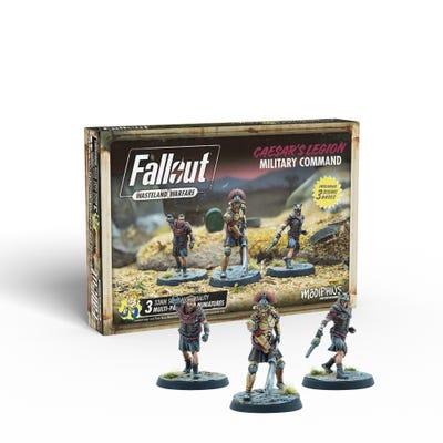 Fallout: Wasteland Warfare - Caeser's Legion: Military Command