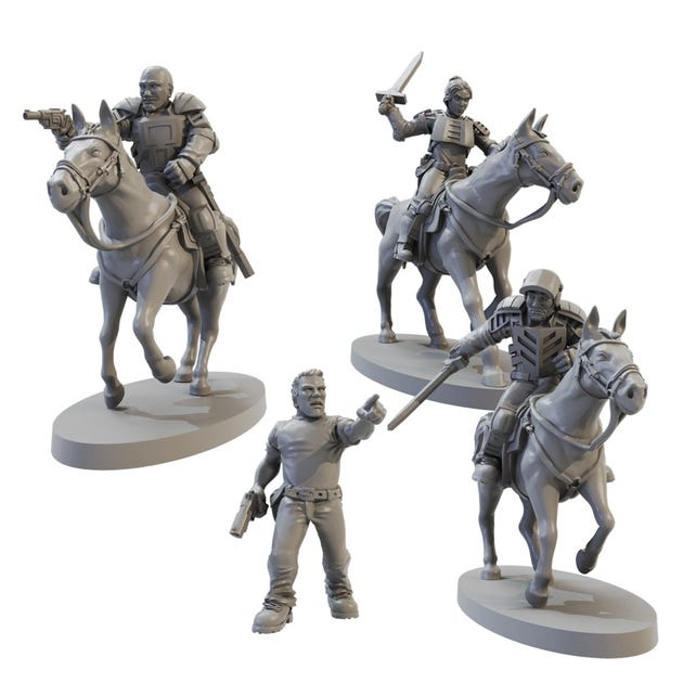 The Kingdom Faction Pack