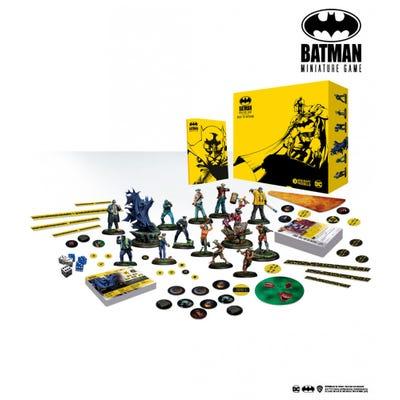 Back To Gotham Player Box