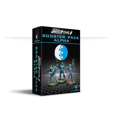 PanOceania Booster Pack Alpha