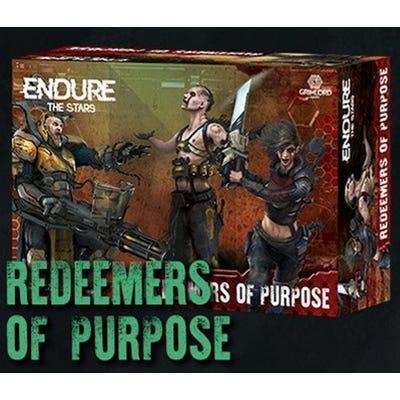Endure the Stars 1.5: Redeemers of Purpose Add On
