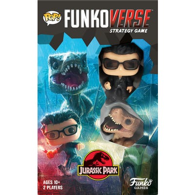POP! Funkoverse: Jurassic Park 101 - Expandalone 2-Pack