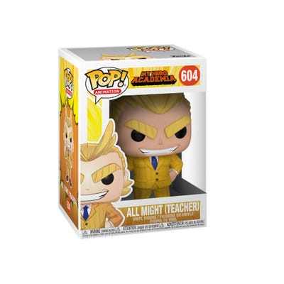 POP! Vinyl: My Hero Academia S3 - Teacher All Might