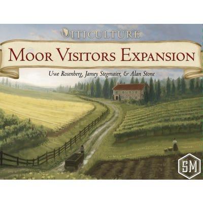 Viticulture: Moor Visitors Exp