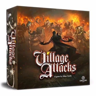 Village Attacks Core Game - Spanish