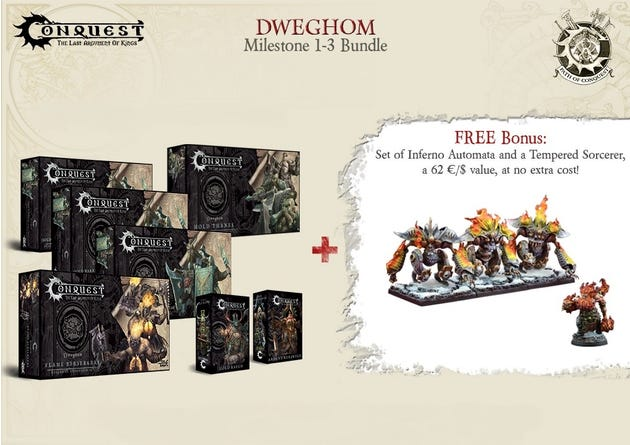 Path of Conquest - Dweghom - Bundle