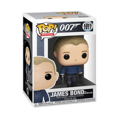 POP! Vinyl: James Bond - James Bond (No Time to Die)