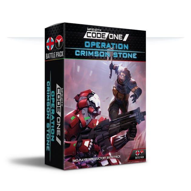 Operation Crimson Stone Battle Pack - Spanish