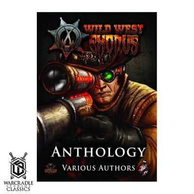 Warcradle Classics - Anthology Novel