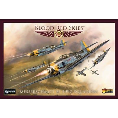 Messerschmitt Bf 109G Squadron