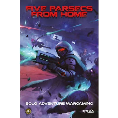 Five Parsecs From Home - Solo Adventure Wargame
