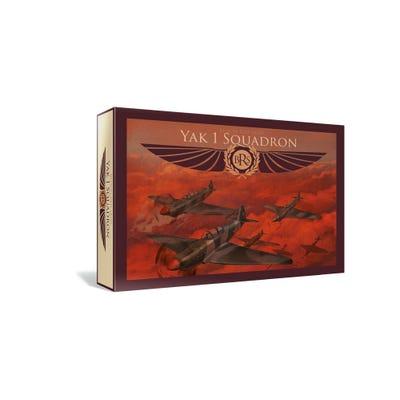 Soviet Yak1 - Squadron, 6 Planes