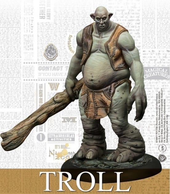 Troll Adventure Pack - Spanish
