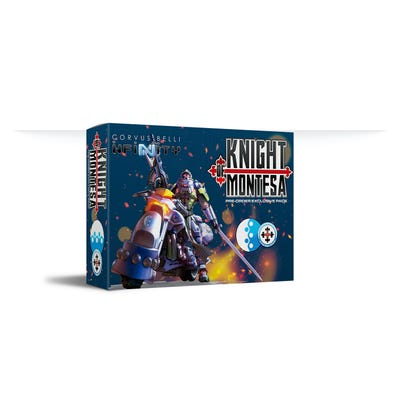 Knight of Montesa, Pre-Order Exclusive Pack