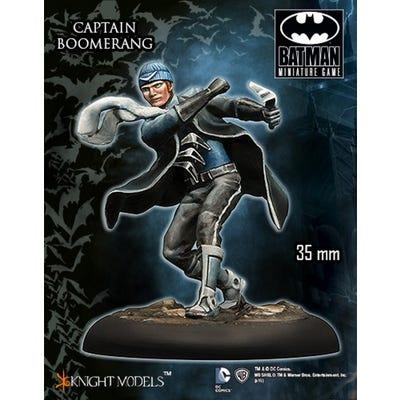Captain Boomerang - Metal