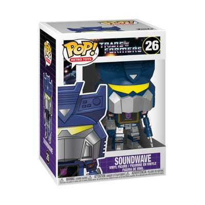 POP! Vinyl: Transformers - Soundwave