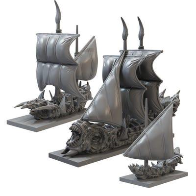 Twilight Kin Starter Fleet