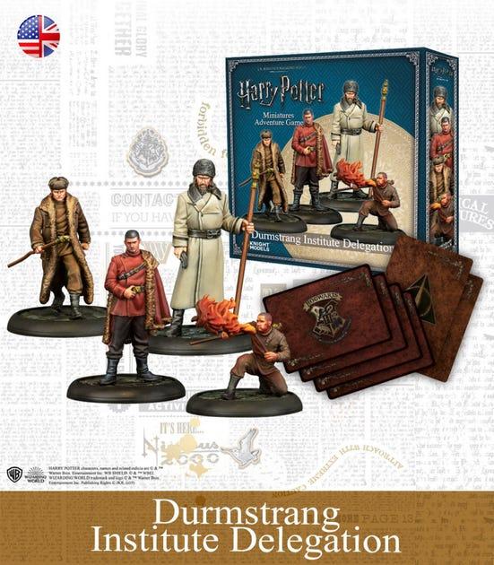 Durmstrang Institute Delegation - Spanish