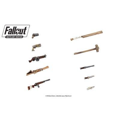 Fallout: Wasteland Warfare - Terrain Expansion: Weapon Sprue