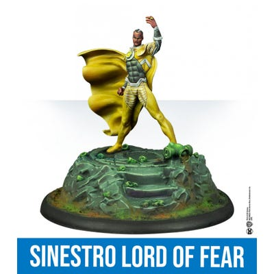 Sinestro: Lord Of Fear